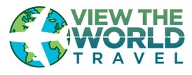 View the World Travel logo